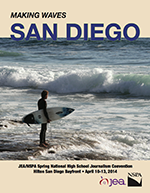 JEA/NSPA National High School Journalism Convention Spring 2014 Program – San Diego (PDF)